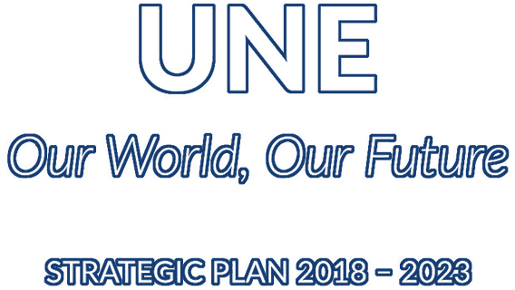 UNE Strategic Plan
