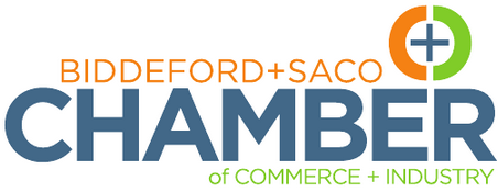 Biddeford and Saco Chamber of Commerce logo