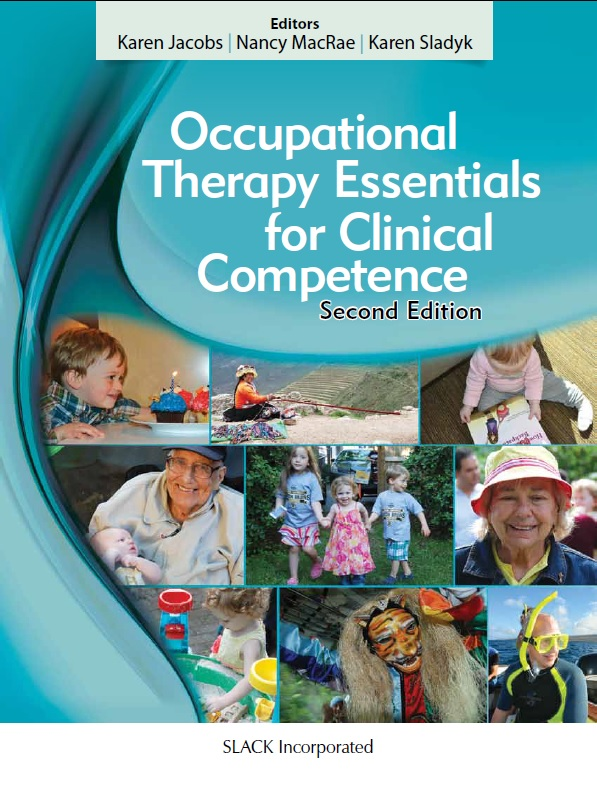 Cover image of Occupational Therapy Essentials for Clinical Competence