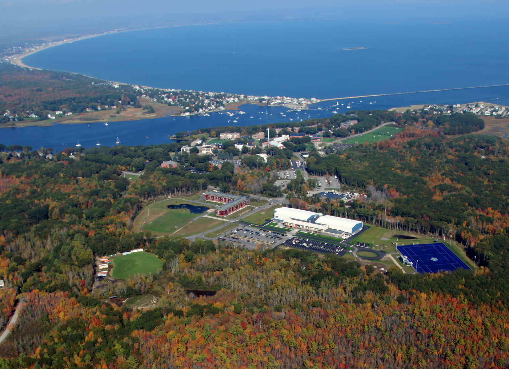 Visit UNE | About UNE | University of New England in Maine, Tangier ...