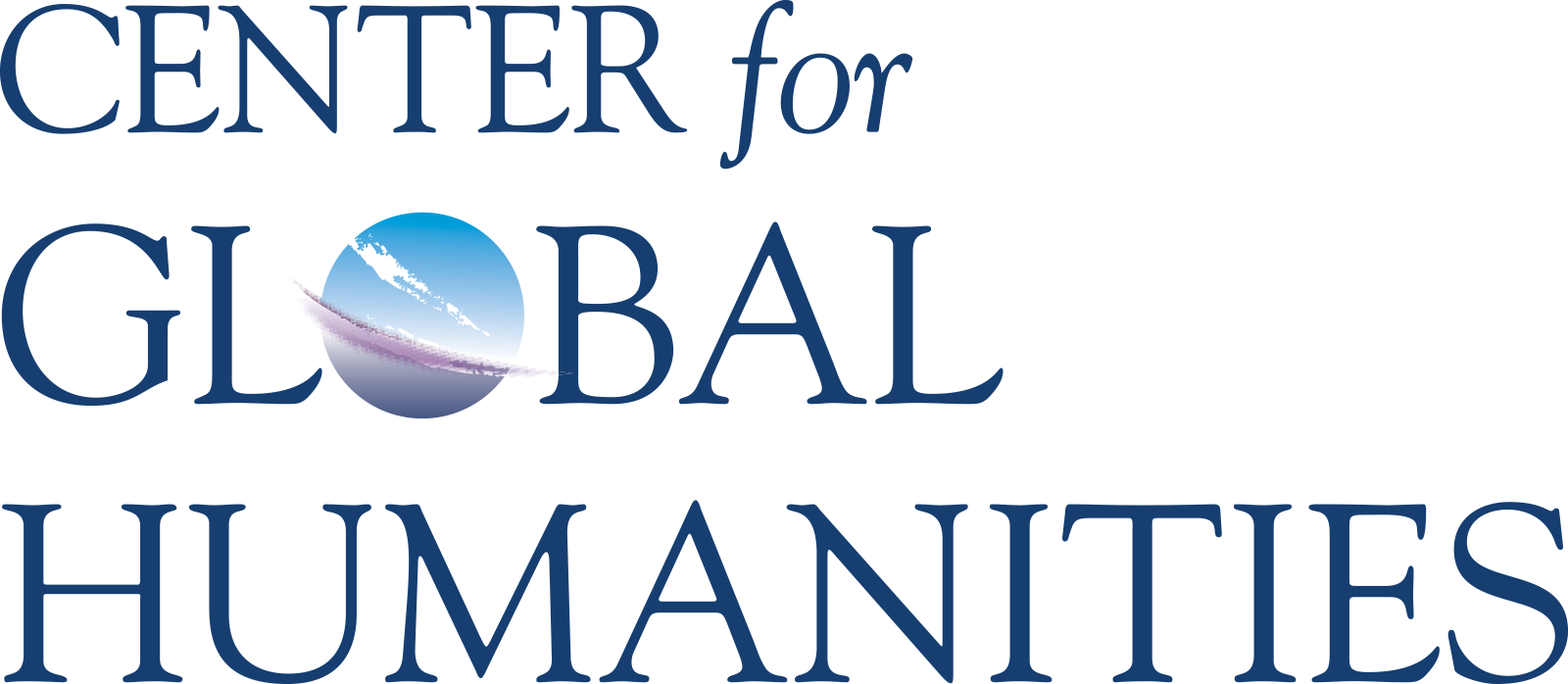 Center for Global Humanities Logo