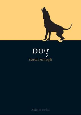 Cover image of Dog, featuring the silhouette of a howling dog