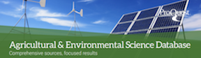 Agricultural Environmental Science Database