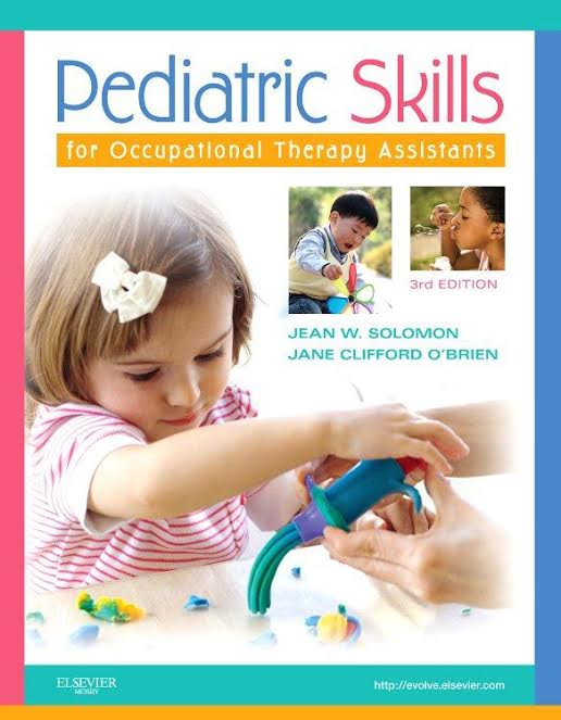 Cover image of Pediatric Skills for Occupational Therapy Assistants