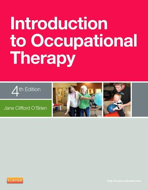 Cover image of Introduction to Occupational Therapy