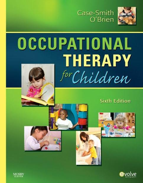 Cover image of Occupational Therapy for Children
