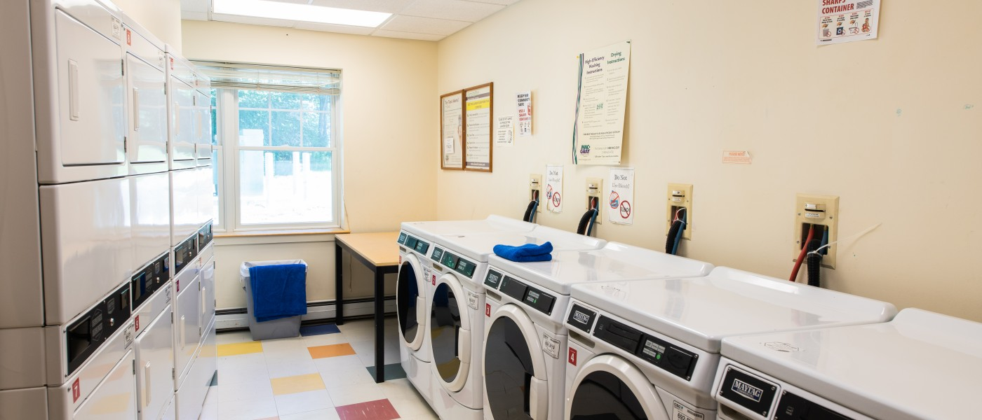 Featherman Laundry Room