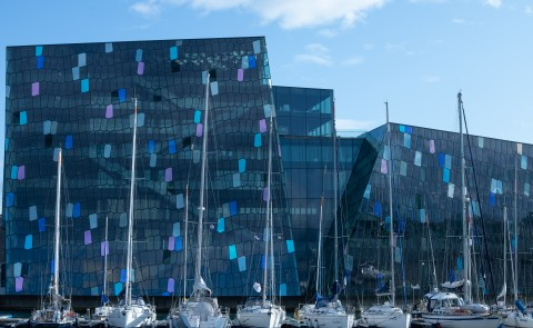 The seventh annual Arctic Circle Assembly was held at the Harpa Convention Center in Reykjavík, Iceland