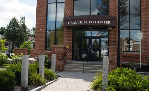 UNE's Oral Health Center is shutdown, except for emergency procedures, because of the coronavirus pandemic