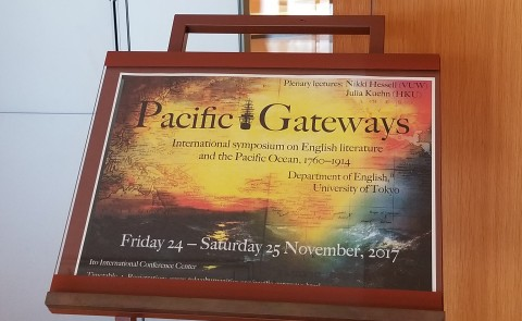 Pacific Gateways poster