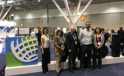UNE researchers attend World Congress on Pain conference