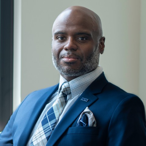 G. Christopher Hunt, Ed.D., will join the university's leadership team as the Associate Provost for Community, Equity, and Diversity on Aug. 1.