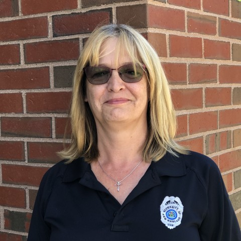 Photo of Officer Anne Laflamme