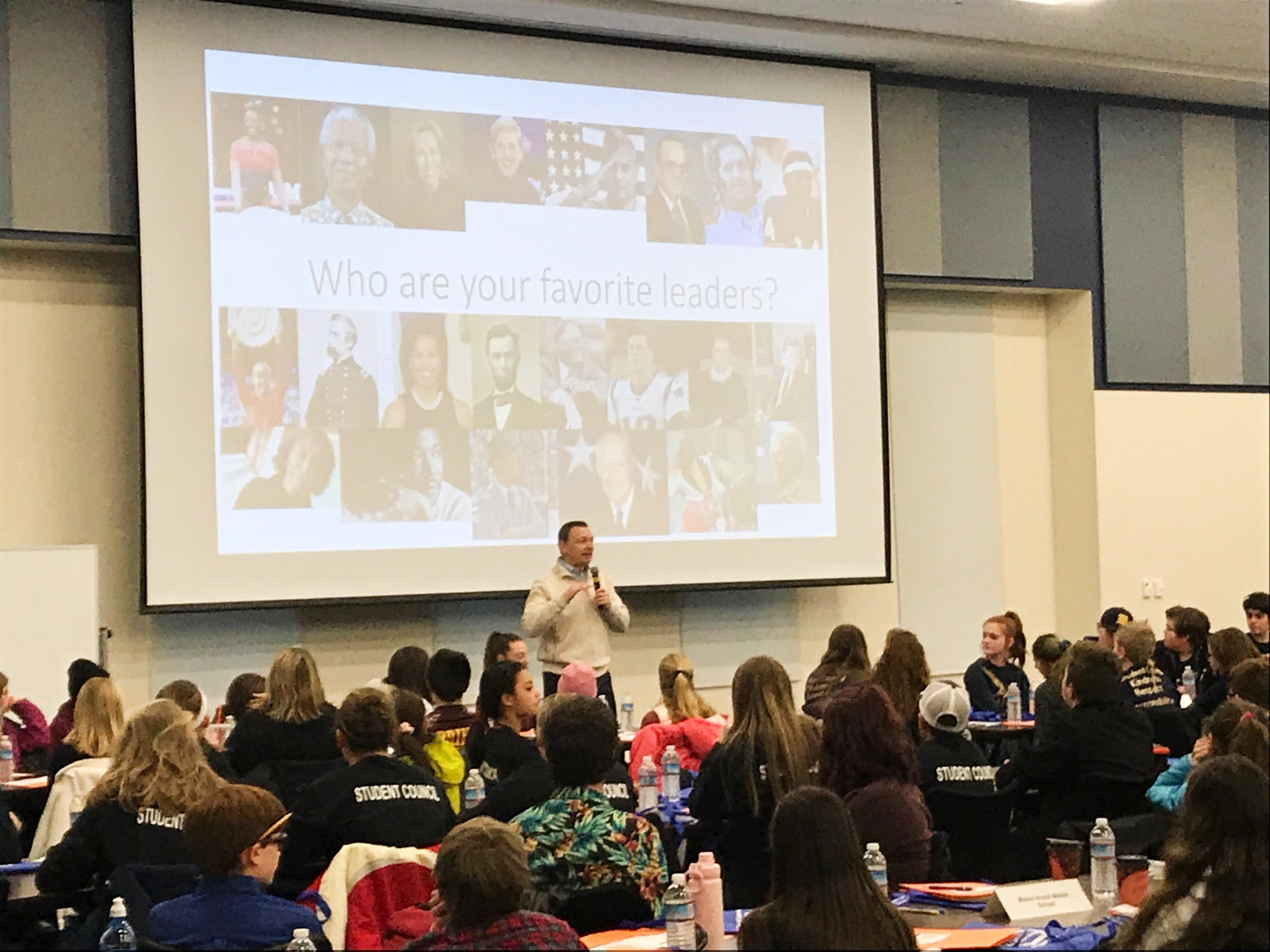 Education Department Teams With Biddeford Schools For Middle School Leadership Summit
